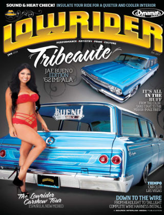 Lowrider January 2014