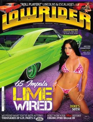 Lowrider August 2013