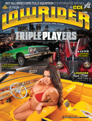 Lowrider September 2013