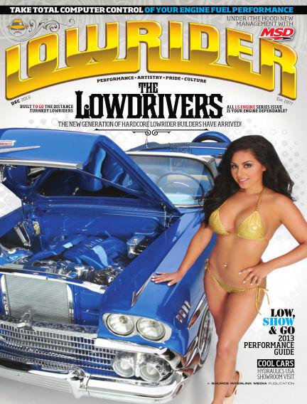 Lowrider October 15, 2013 00:00