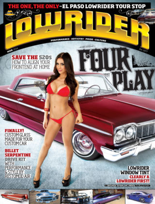 Lowrider March 2014