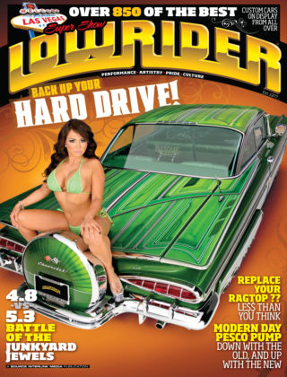 Lowrider April 2014