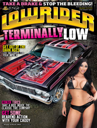 Lowrider May 2014