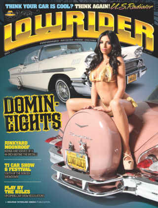 Lowrider July 2014