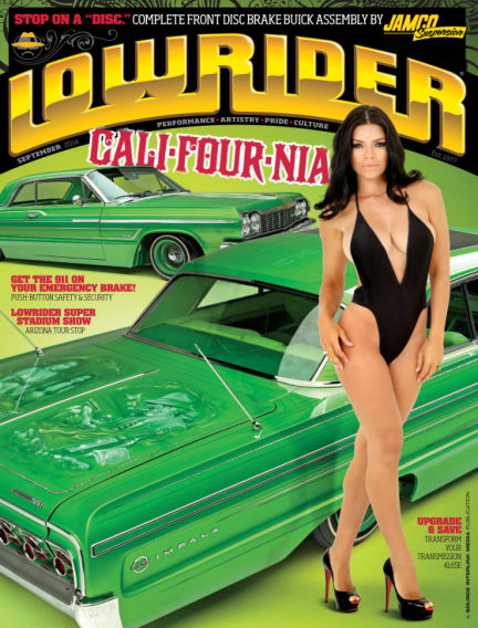 Lowrider July 11, 2014 00:00