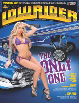 Lowrider October 2014