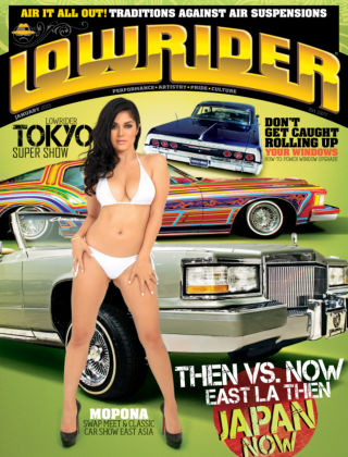 Lowrider January 2015