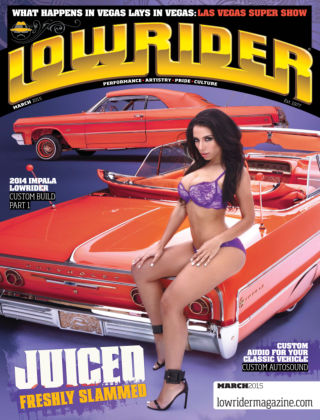 Lowrider March 2015