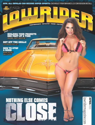 Lowrider April 2015