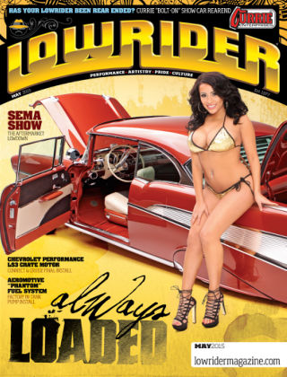 Lowrider May 2015
