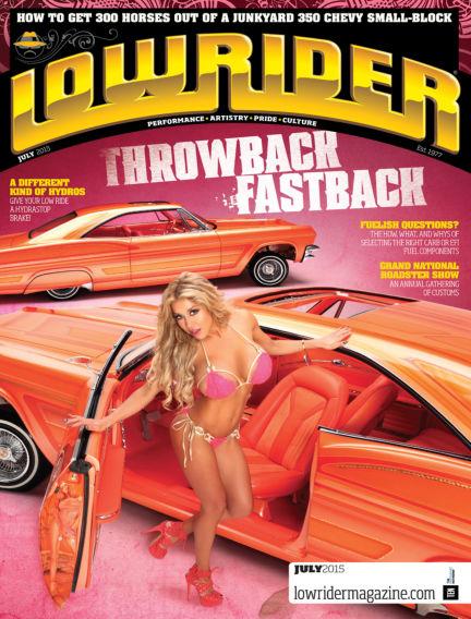 Lowrider April 24, 2015 00:00