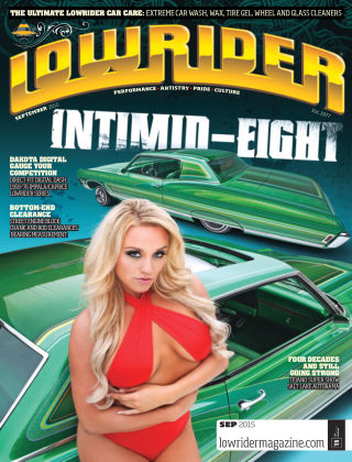 Lowrider September 2015