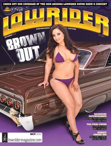 Lowrider July 31, 2015 00:00