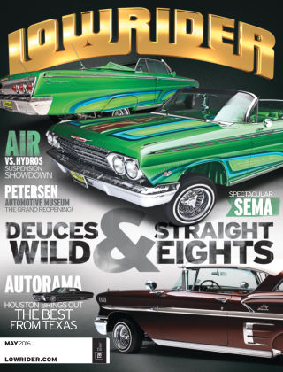 Lowrider May 2016