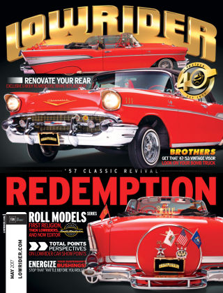 Lowrider May 2017
