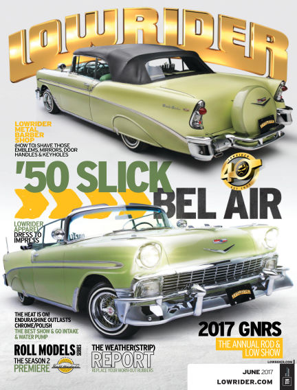 Lowrider March 24, 2017 00:00