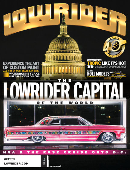 Lowrider July 28, 2017 00:00