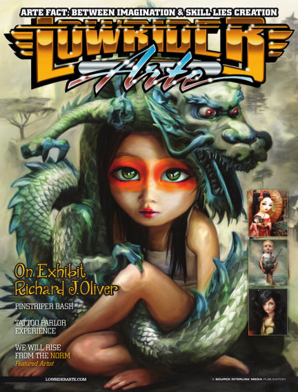 Lowrider Arte March 26, 2013 00:00