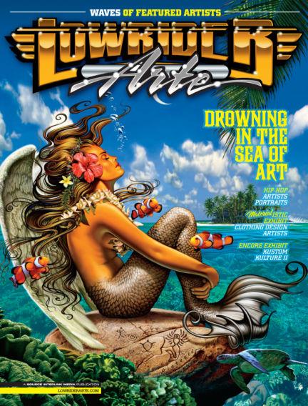 Lowrider Arte January 28, 2014 00:00