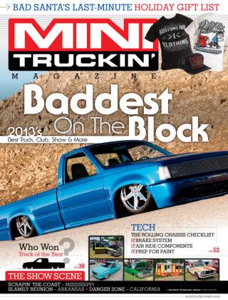 Mini Truckin' February 2014