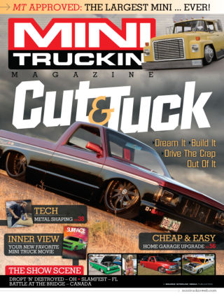 Mini Truckin' March 2014