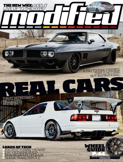 Read Modified magazine on Readly - the ultimate magazine