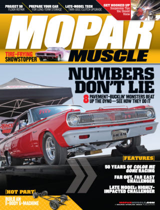 Mopar Muscle January 2014