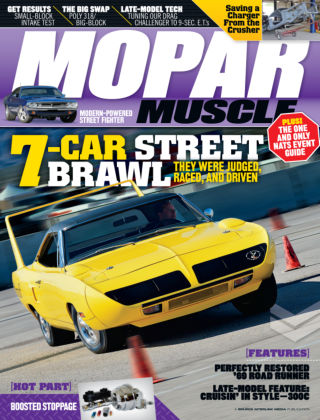 Mopar Muscle September 2013