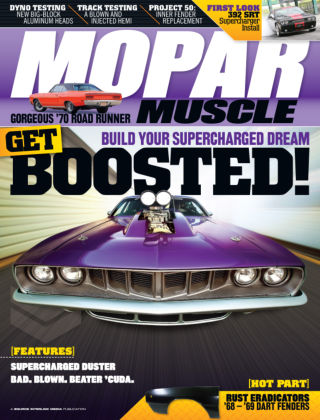 Mopar Muscle December 2013