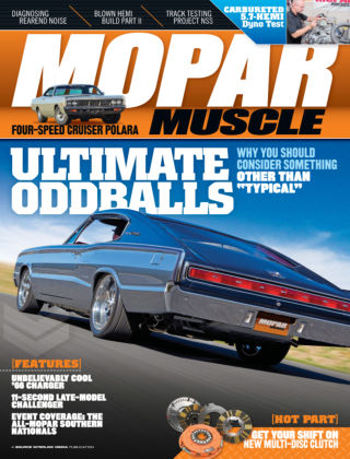 Mopar Muscle November 2013