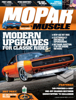Mopar Muscle February 2014