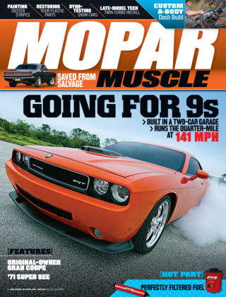 Mopar Muscle March 2014