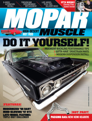 Mopar Muscle April 2014
