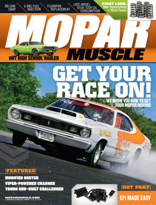 Mopar Muscle May 2014