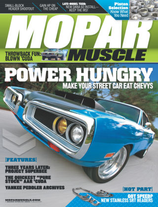 Mopar Muscle June 2014