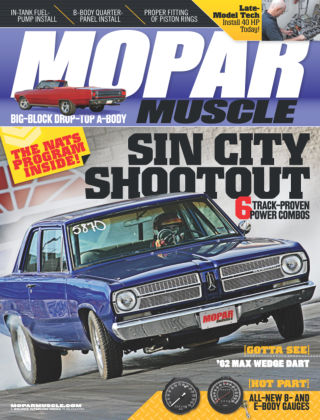 Mopar Muscle September 2014