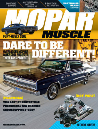Mopar Muscle October 2014