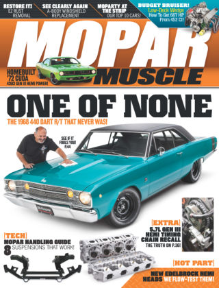 Mopar Muscle November 2014
