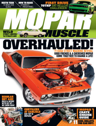 Mopar Muscle December 2014