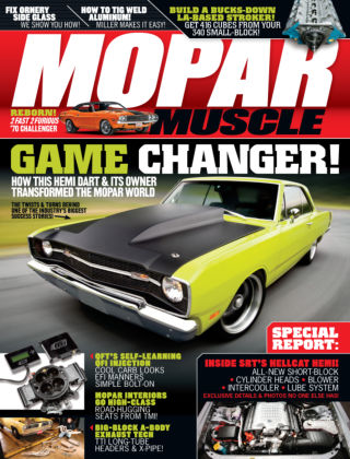 Mopar Muscle February 2015