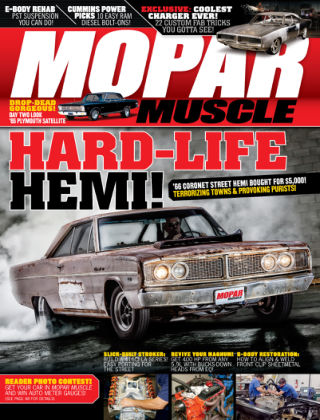 Mopar Muscle March 2015