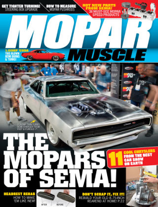 Mopar Muscle May 2015