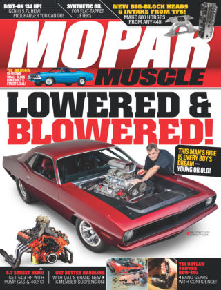 Mopar Muscle June 2015