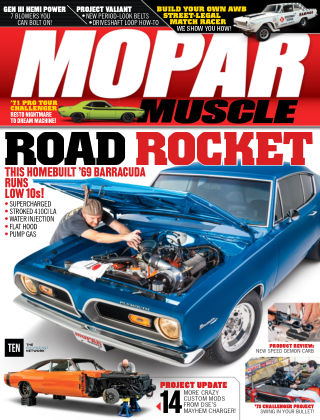 Mopar Muscle August 2015
