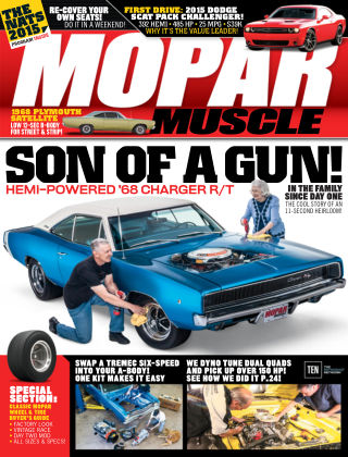 Mopar Muscle September 2015