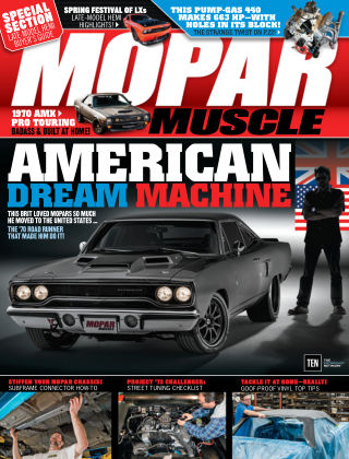 Mopar Muscle October 2015