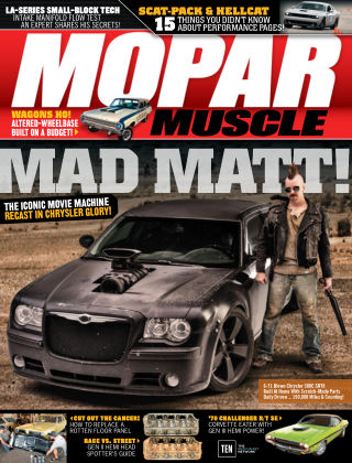 Mopar Muscle November 2015