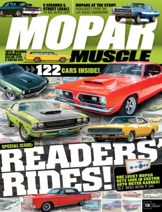 Mopar Muscle December 2015