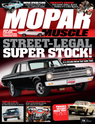 Mopar Muscle January 2016