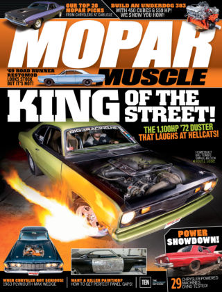 Mopar Muscle Feb 2016